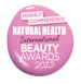 Natural Health International Beauty Awards 2015