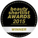 Beauty Shortlist Awards 2015 - Winner